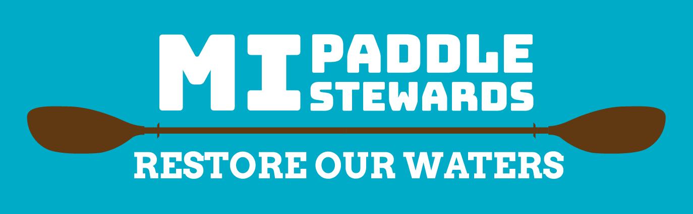 MI Paddle Stewards Logo